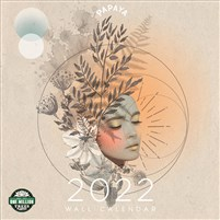 PAPAYA 2022 Wall Calendar