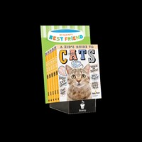 5-copy counter display A Kid's Guide to Cats
