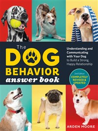 The Dog Behavior Answer Book, 2nd Edition