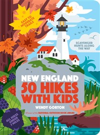 50 Hikes with Kids New England