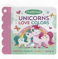 Unicorns Love Colors