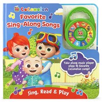 CoComelon Favorite Sing-Along Songs