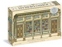 John Derian Paper Goods: The Library 1,000-Piece Puzzle