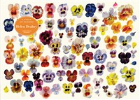 A Field of Pansies 1,000-Piece Puzzle