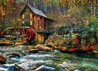 Old Mill 1000-Piece Puzzle
