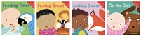 Just Like Me! Board book Set of 4