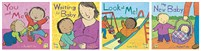 You and Me Board book Set of 4