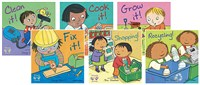 Helping Hands Board book Set of 6