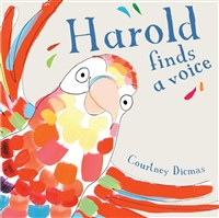 Harold Finds a Voice 8x8 edition