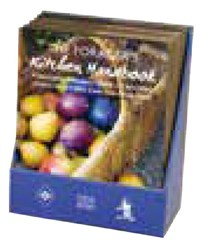 6-Copy Counterpack The Forager's Kitchen Handbook