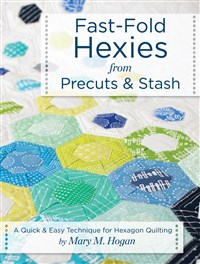 Fast-Fold Hexies from Pre-cuts & Stash