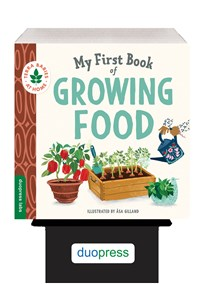 6-Copy Counter Display My First Book of Growing Food