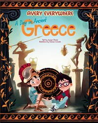Avery Everywhere - A day in Ancient Greece