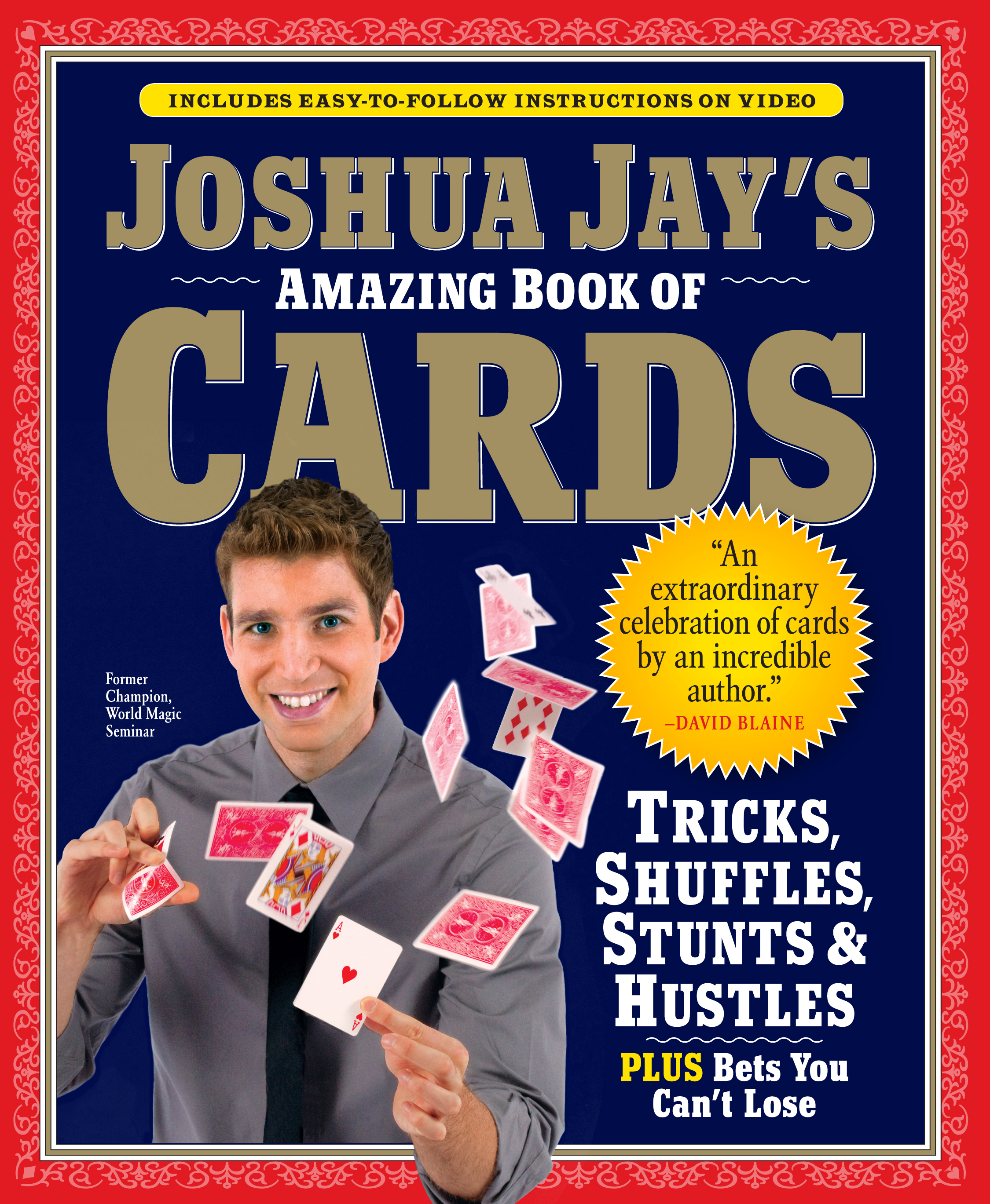 Joshua Jay's Amazing Book of Cards