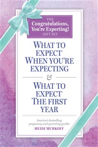 What to Expect: The Congratulations, You're Expecting! Gift Set
