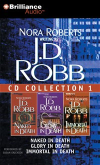 J. D. Robb CD Collection 1