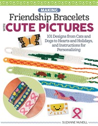 Making Friendship Bracelets with Cute Pictures