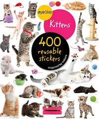 Eyelike Stickers: Kittens