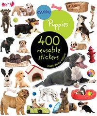 Eyelike Stickers: Puppies