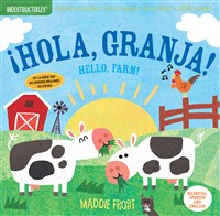 Indestructibles: ¡Hola, granja! / Hello, Farm!