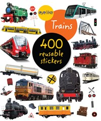 Eyelike Stickers: Trains