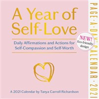 A Year of Self-Love Page-A-Day Calendar 2021
