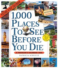 1,000 Places to See Before You Die Picture-A-Day Wall Calendar 2022