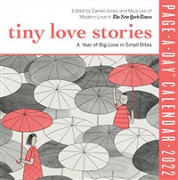 Tiny Love Stories Page-A-Day Calendar 2022