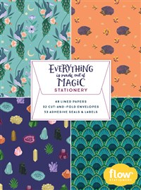 Everything Is Made Out of Magic Stationery Pad