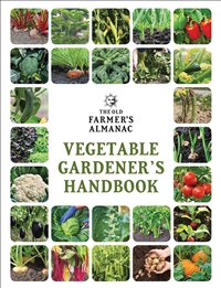 The Old Farmer's Almanac Vegetable Gardener's Handbook