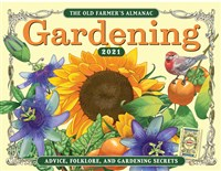 The Old Farmer's Almanac 2021 Gardening Calendar