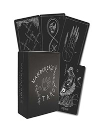 Wanderer's Tarot (78-Card Deck with Fold-Out Guide)