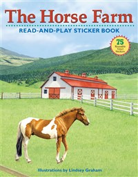 The Horse Farm Read-and-Play Sticker Book