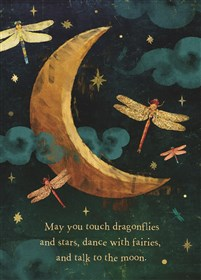 May You Touch Dragonflies