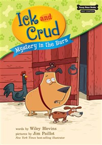 Mystery in the Barn (Book 2)