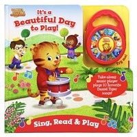 Daniel Tiger It's a Beautiful Day to Play!