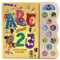ABC and 123 Learning Songs