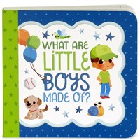 What Are Little Boys Made Of