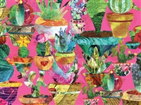 Potted Plants 500-Piece Puzzle