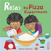 Rosa's Big Pizza Experiment