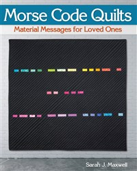Morse Code Quilts