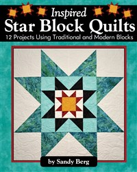 Inspired Star Block Quilts