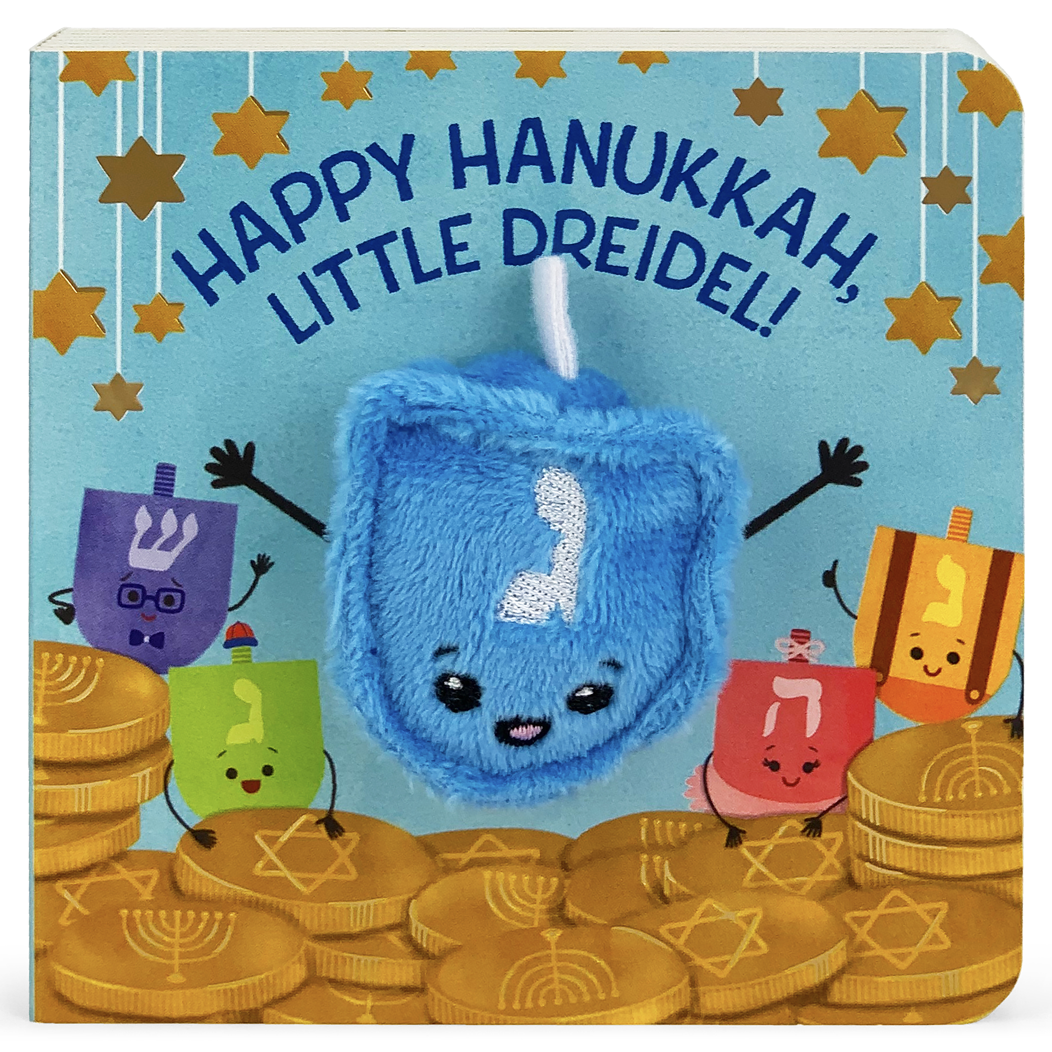 Happy Hanukkah, Little Dreidel