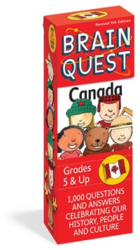 Brain Quest Canada 5th Edition