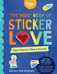The Kids' Book of Sticker Love
