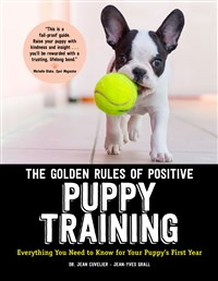 The Golden Rules of Positive Puppy Training