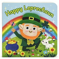 Happy Little Leprechaun