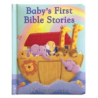Baby's First Bible Stories
