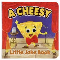 A Cheesy Little Joke Book