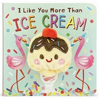I Like You More Than Ice Cream